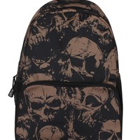 Banned Earth Skulls Backpack
