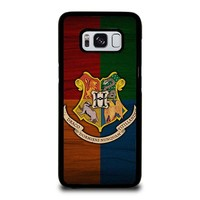 HARRY POTTER HOGWARTS SYMBOL Samsung Galaxy S3 S4 S5 S6 S7 Edge S8 Plus, Note 3 4 5 8 Case Cover