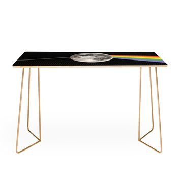 Nick Nelson Dark Side Of The Moon Desk