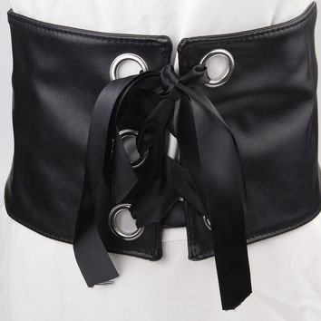 Women Dress Apparel Lady Belt Waist  Women's Belts