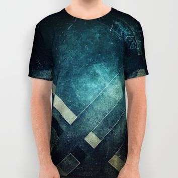 Dreaming in levels All Over Print Shirt by Kardiak | Society6