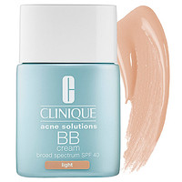 Acne Solutions BB Cream Broad Spectrum SPF 40 - CLINIQUE | Sephora