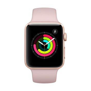 Apple Watch Series 3 GPS Aluminum Case with Sport Band - Walmart.com