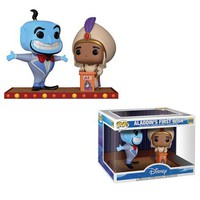 Aladdin's First Wish Funko Pop! Disney Movie Moment