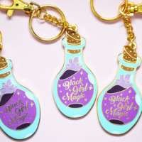 Magical Potion Keychains