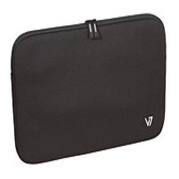 V7 Vantage CSV1-9N Neopro Sleeve Case - For Dell ASUS  HP  Acer Toshiba Apple Lenovo notebooks and laptops - Up to 16-inch Laptop - Black