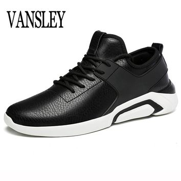 New Brand Spring New Shoes Men Big Size Mens Shoes Casual Sneakers Fashion Designer Shoes Lace Up Flats Man Flat Shoes 46 47 48