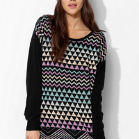 Cooperative Funhouse Boyfriend Sweater - Urban Outfitters