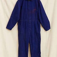 Vintage Denim Coveralls - Assorted One