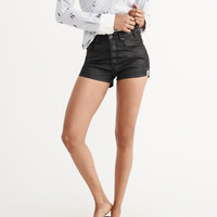 Womens One Teaspoon Harlets II Shorts | Womens Bottoms | Abercrombie.com