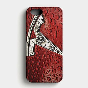 Tesla Motors iPhone SE Case