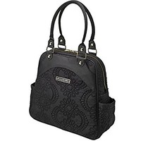 Petunia Pickle Bottom Embossed Satchel, Central Park North Stop Special Edition by Petunia Pickle...