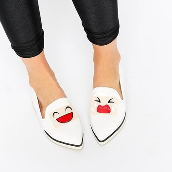 ASOS | ASOS MILLIE Flat Shoes at ASOS