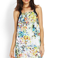 Budding Beauty Cutout Dress