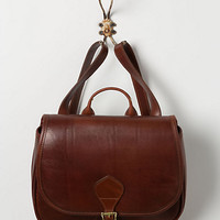 Heritage Leather Backpack