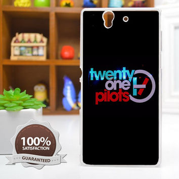 Twenty One Pilots 21 Pilots Logo Phone Case For iPhone, Samsung Galaxy, and Sony Xperia