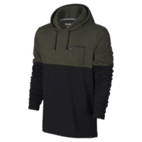 Hurley Dri-FIT Adams Pullover Men's Hoodie Size XL (Green)