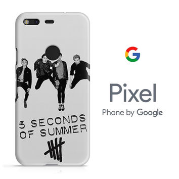 5 Second Of Summer Google Pixel Phone 3D Case
