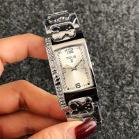 TOUS Stainless Dial Watch