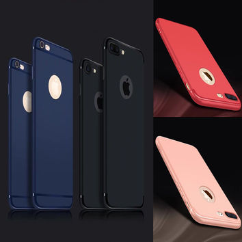For iPhone 6 iPhone 7 Case Ultra Thin Transparent Soft Silicone TPU Phone Cases Cover For Apple iPhone 6 6S 7 Coque