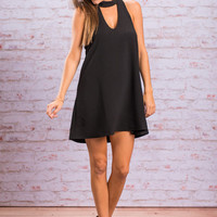 Dream Of The Day Dress, Black
