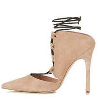 PERFECT Premium Ghillie Shoes - Nude
