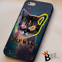 Golf Wang Cat Head iPhone 4s iphone 5 iphone 5s iphone 6 case, Samsung s3 samsung s4 samsung s5 note 3 note 4 case, iPod 4 5 Case
