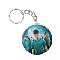 Harry Potter Dumbledore's Army 4 Key Chain from Zazzle.com