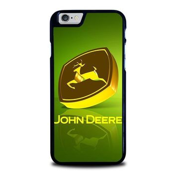 john deere iphone 6 6s case cover  number 1