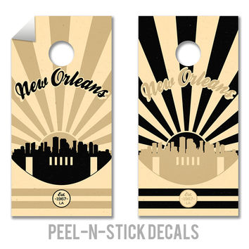 New Orleans Saints Decals