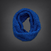 Cozy Boucle Infinity Scarf