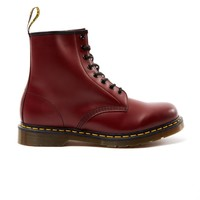 Dr Martens 8 Eye Classic Boot Red