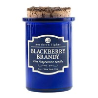 Spirit Jar Craft Cocktail Candle -- Blackberry Brandy