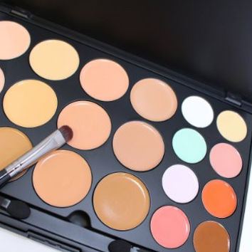 Concealer Palette By Morphe - 20 Color Gift