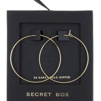 Blackbox 40mm Hook & Eye Hoops