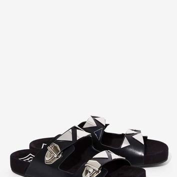 EEight Natalie Plated Sandal