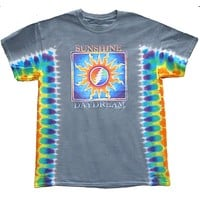 Mens Grateful Dead Sunshine Daydream Tie Dye T-Shirt