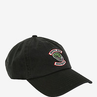 Riverdale Southside Serpents Dad Cap Hot Topic Exclusive