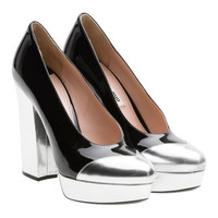 Miu Miu e-store · Shoes · Pumps · Pumps 5IP439_3E07_F0BZ9_F_115