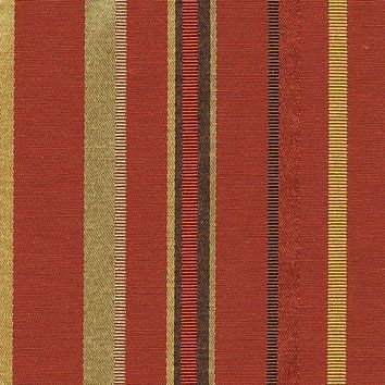 Kasmir Fabric Avery Stripe Spice