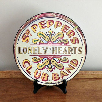Sgt. Peppers Lonely Hearts Club Band Picture Disc Beatles