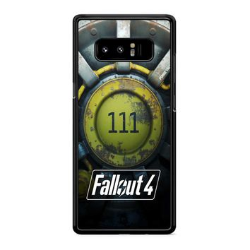 Fallout 4 Vault Samsung Galaxy Note 8 Case