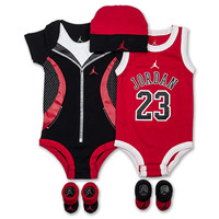 Jordan Game Warmup 5-Piece Infant Set
