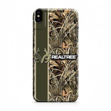 Realtree ap camo hunting iPhone X case