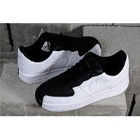 Nike Air Force 1 '07 Black/White 905345-004