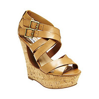 Steve Madden - DRAFT COGNAC LEATHER