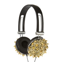 Spike and Bling Headphones | Icing