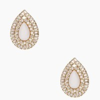 capri garden statement studs - kate spade new york