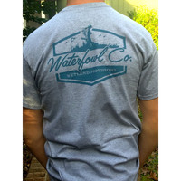 Waterfowl Company Waterfowl Logo S/S Tee