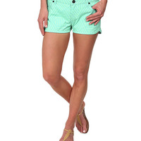Hurley Beachrider Five-Pocket Printed Walkshorts